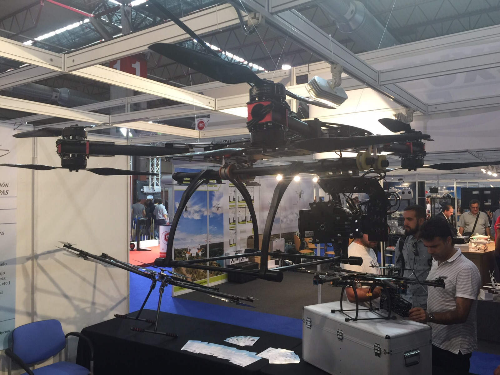 TheDroneHouse en EXPODRÓNICA
