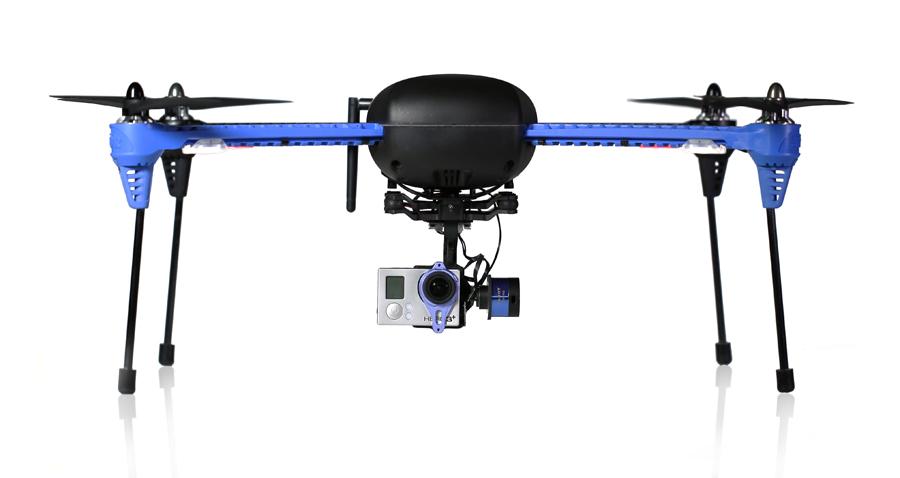 drones con camara - 3D Robotics IRIS