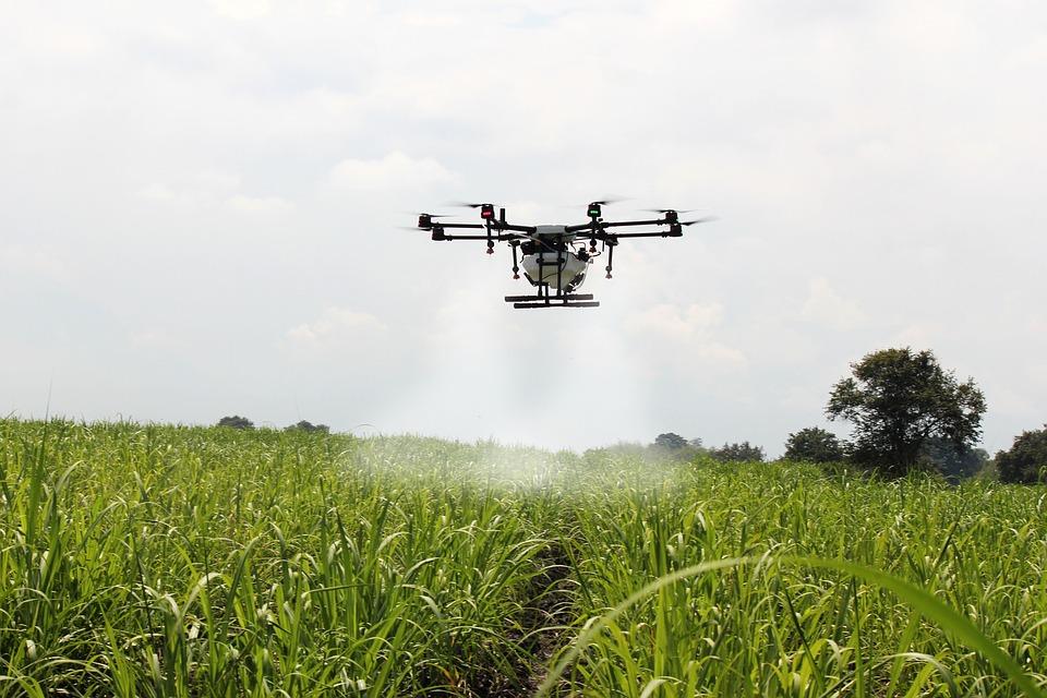 5 aplicaciones empresariales sorprendentes que puedes darle a un drone