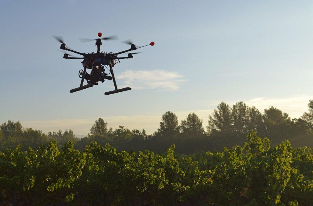 Los nuevos usos de drones que contempla la nueva normativa aprobada Foto