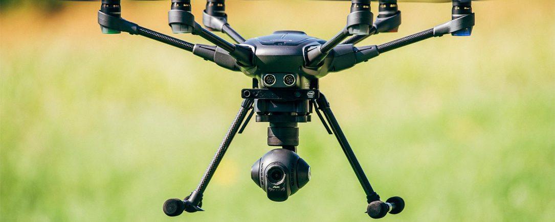 Los cinco mejores drones para profesionales que existen en el mercado